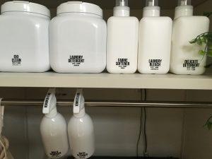 洗剤ボトル ラベル無料