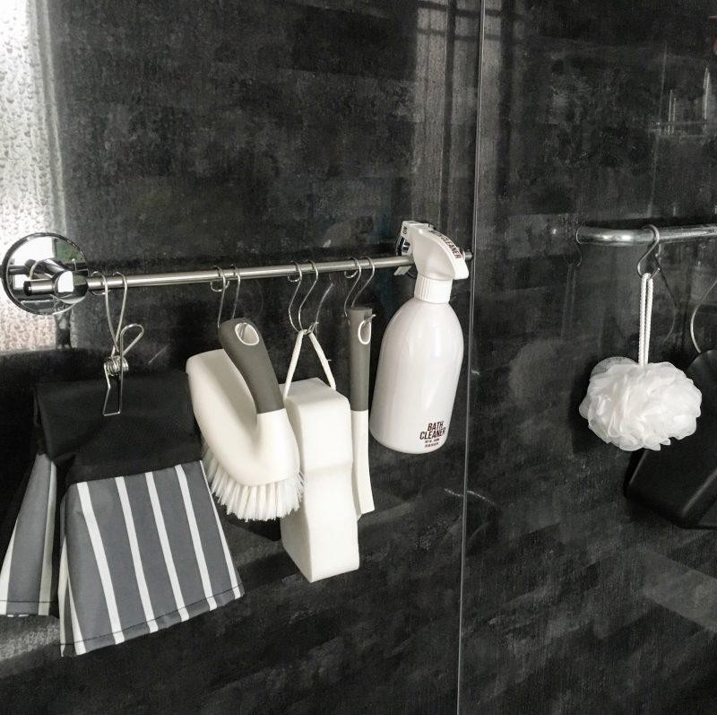 お風呂掃除用品を一新しました☆~KEYUCAでお買い物~