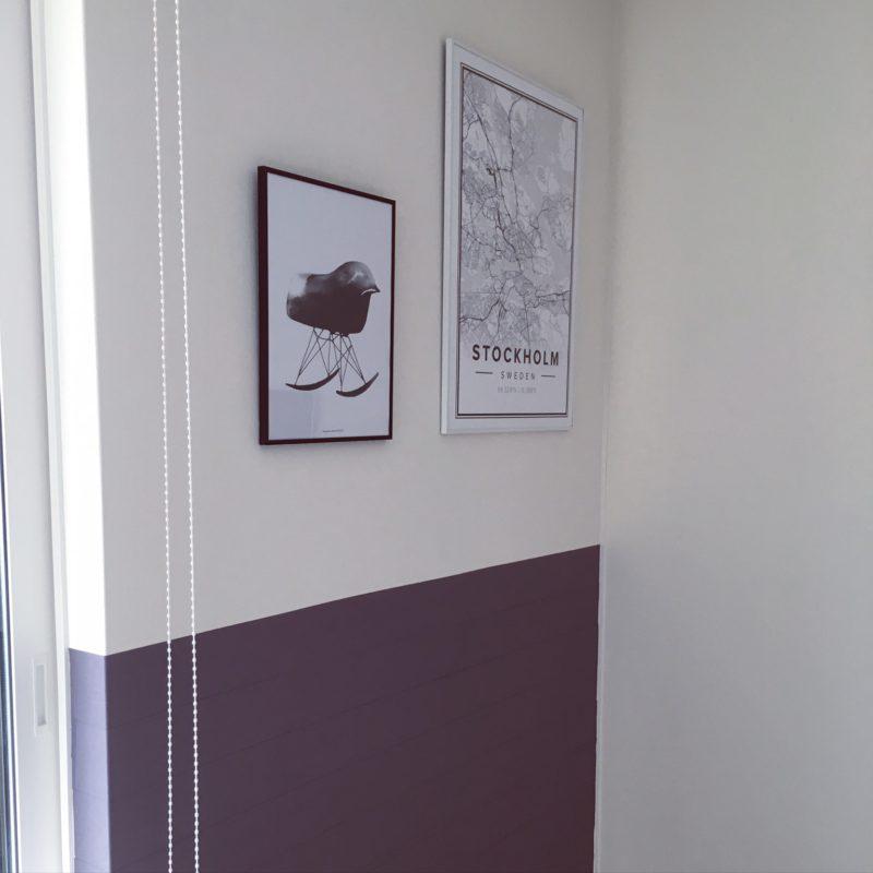 """★楽天マラソン ポチ報告★ Magdalena Tyboni Designの""""Rocking Chair""""ポスターを買いました☆"""