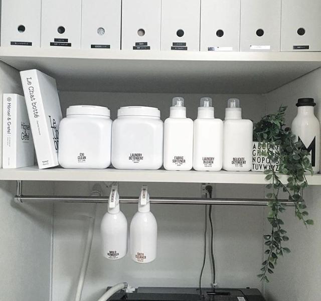 """★掲載情報★ Instagramで洗剤収納の写真を""""シンプルホーム""""さんに紹介いただきました!"""