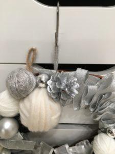 クリスマスリース DIY
