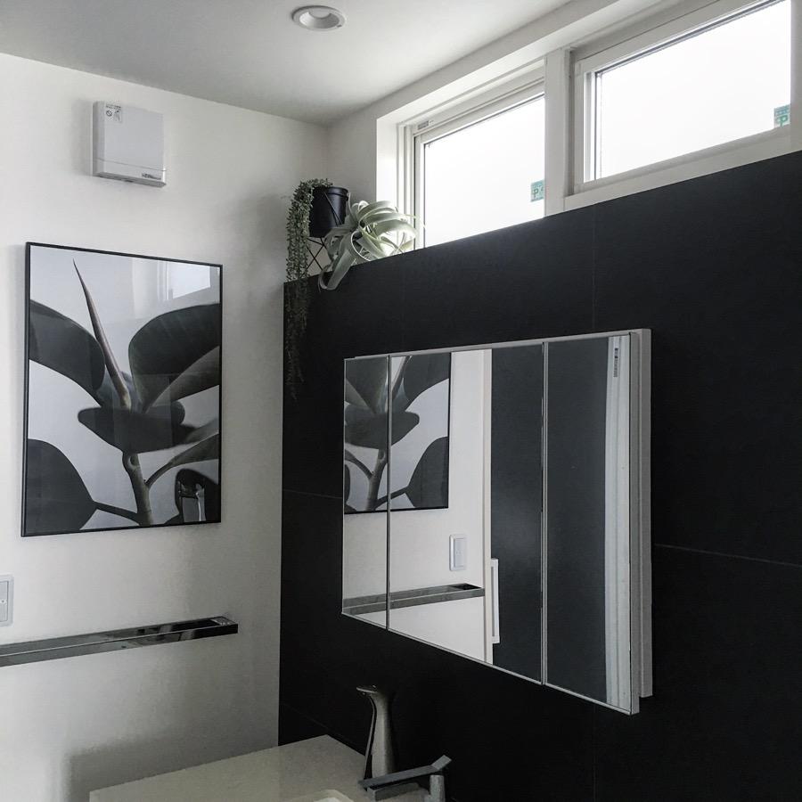 ★マイホームの後悔★洗面所の窓について…と洗面所インテリア