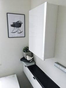 トイレインテリア トイレ収納