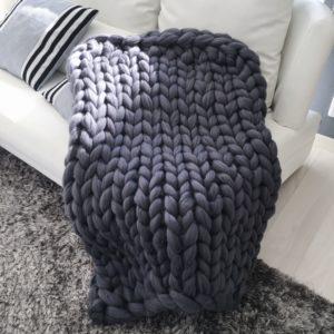 チャンキーニット 編み方