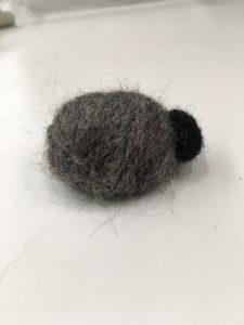 羊毛フェルト 作り方