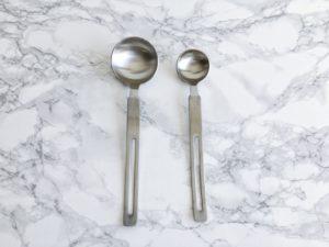キッチン雑貨 モノトーンインテリア