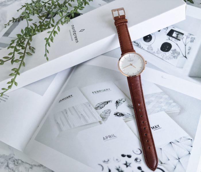20%OFFクーポンあり!オシャレな北欧ブランド「Nordgreen」の腕時計♪