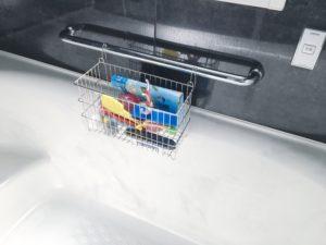 お風呂 おもちゃ収納
