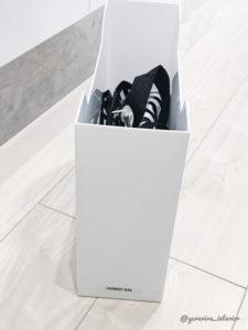 ランドリー収納 洗濯機上