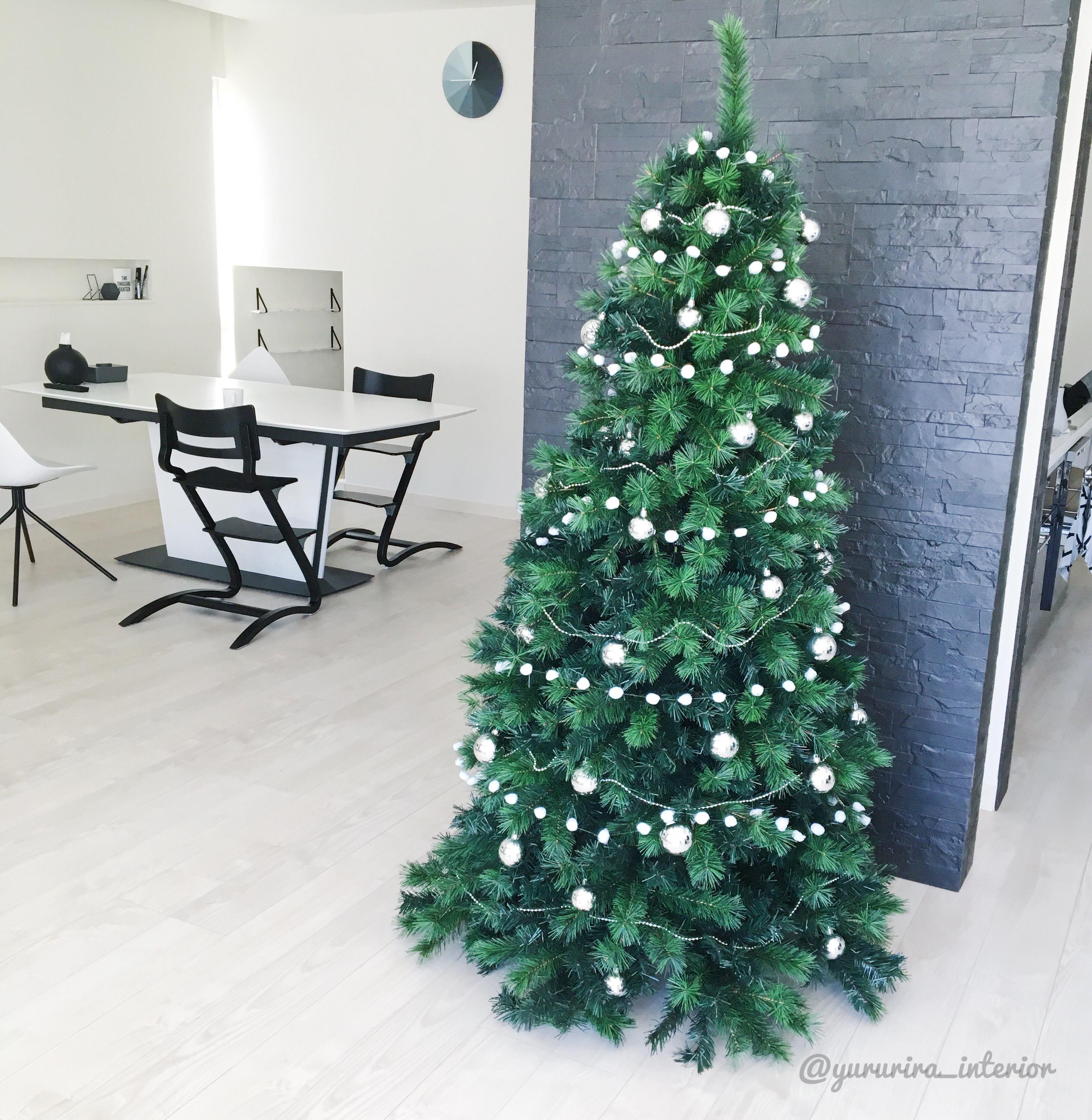 11月始まり!楽天で買ったリアルなツリーとIKEAでクリスマス準備♪