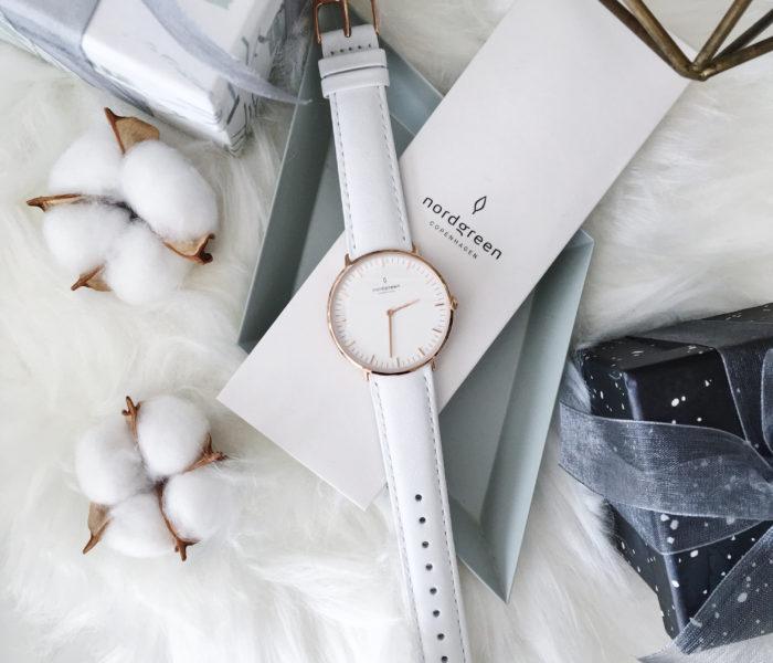 ★特別25%OFF★クリスマスプレゼントに!北欧「Nordgreen」の腕時計♪