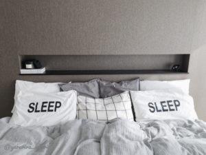 ベッドルーム 北欧インテリア