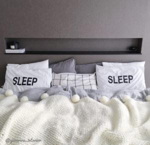 海外インテリア 寝室インテリア