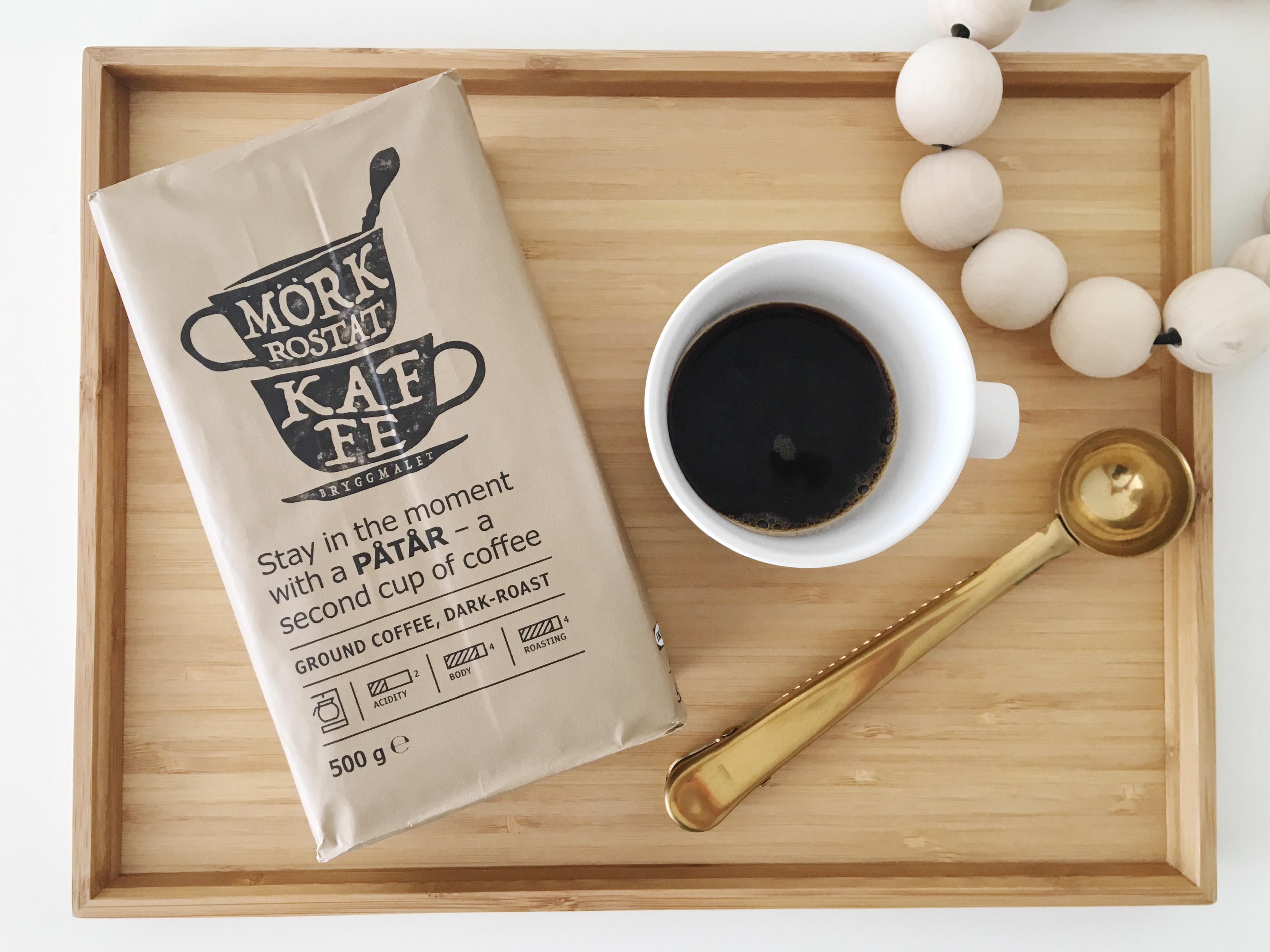 """「macaroni」掲載♪IKEAで""""絶対買い""""なチョコとコーヒーの話★"""