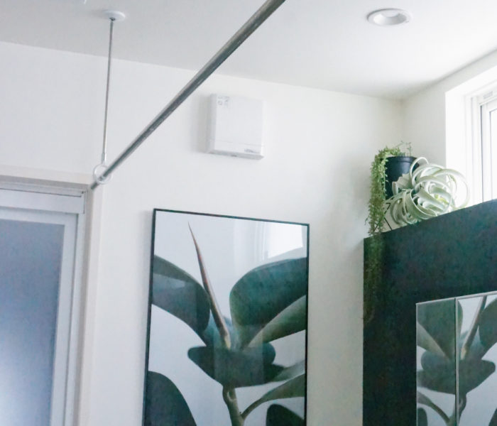 家を建てて後悔したこと…我が家の室内物干しスペース