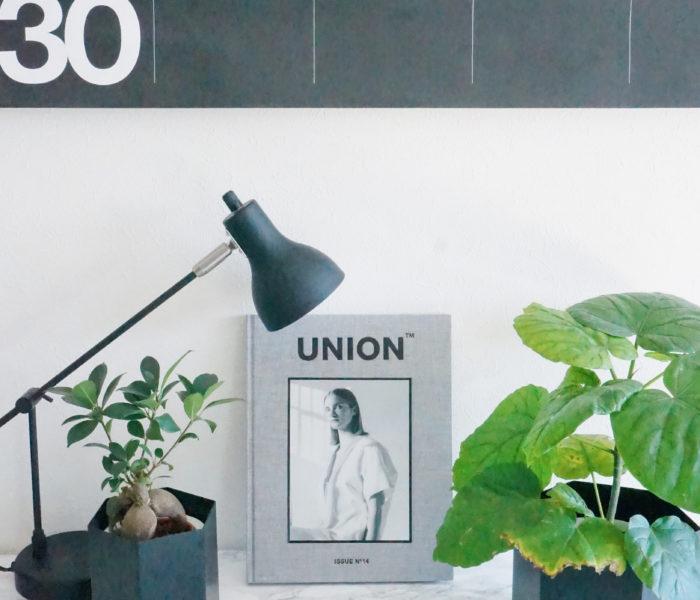 海外インテリア★必須アイテムな雑誌【UNION】を購入♪
