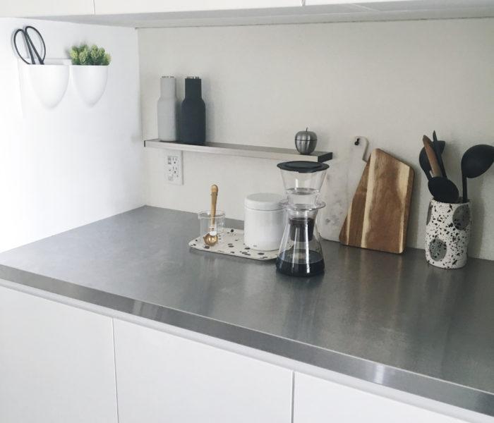 アイスコーヒー始めました★アイスコーヒーサーバーとコーヒーアイテムの話