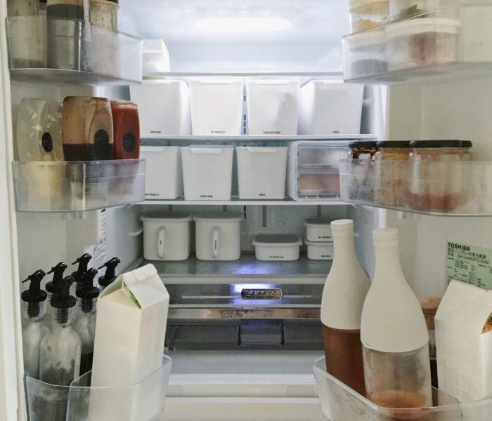 ★folk連載その36★IKEA・セリアetc.!本当に使える冷蔵庫収納アイテム