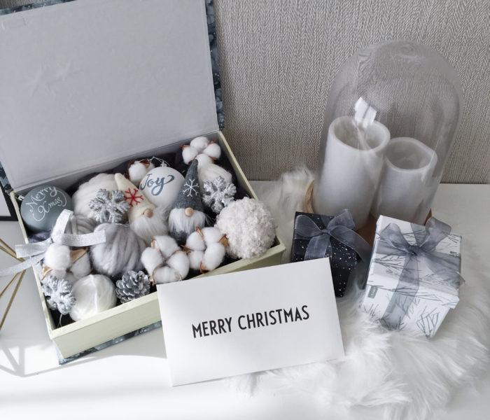 100均・IKEA…プチプラで★主寝室のクリスマスディスプレイ