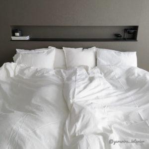 主寝室インテリア 海外インテリア