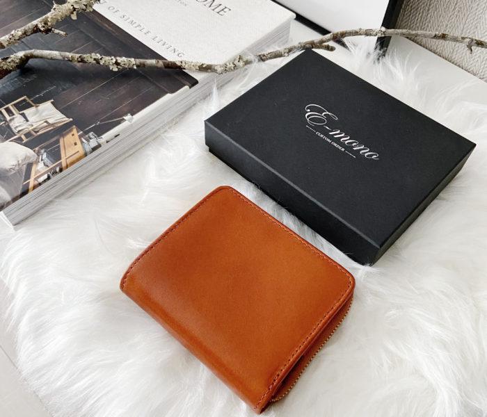 カスタムオーダーメイド「e-mono」で自分だけのお財布作り♪