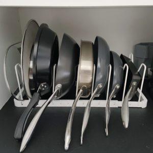 フライパン収納 キッチン収納