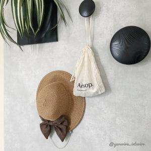 帽子 収納
