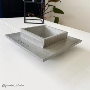 セメントプランター セメント鉢