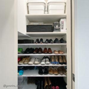 靴収納 DIY