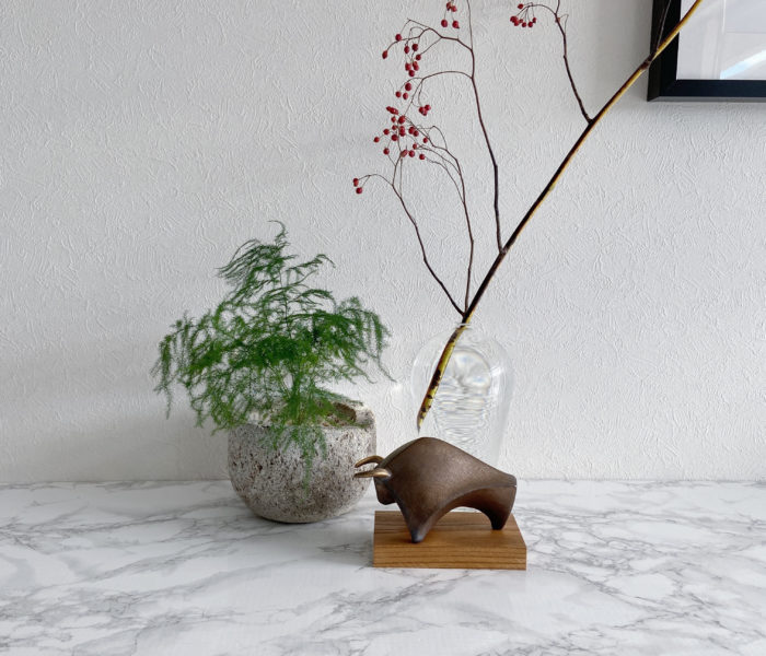 「干支を飾る」現代に調和するseccaの干支置物