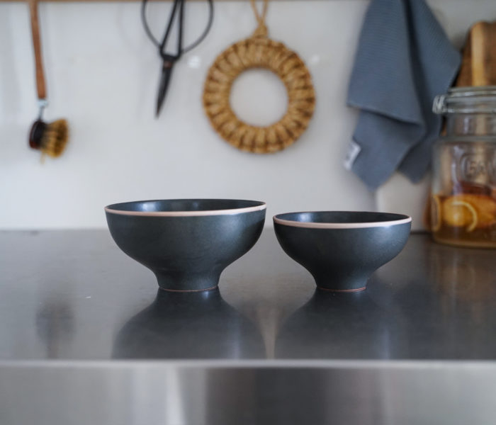 sarasa design×イブキクラフトの洗練されたオトナなお茶碗♪